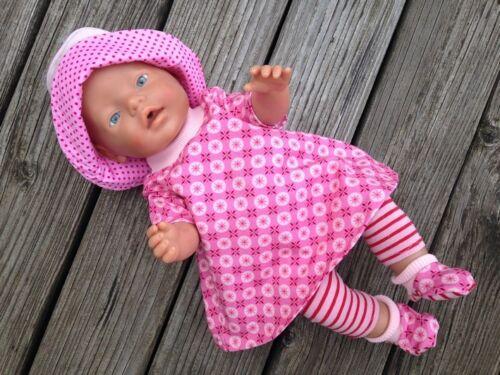 Kleidung für Baby Puppen Gr 40-45 KrümelBekleidung Muffin Puppenkleidung Schuhe Puppen & Zubehör