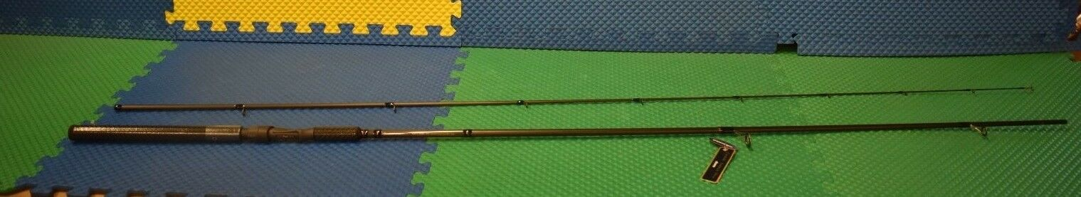 Okuma Guide Select Pro Spinning Rod 10' 6 M 3 K Woven Grips 2 PC GSP-S-1062M