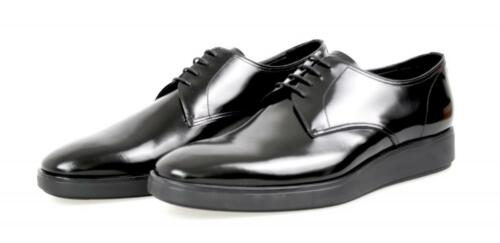 Nuovo Shoes 9 Luxury Nuovo Business 5 Prada 2ee182 43 Black 5 44 awYOwq