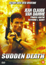 Jean-Claude Van Damme : Sudden death (DVD)