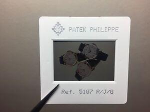 Ref 5107 R / J / G Fotonegativ Patek Philippe Für Collectors