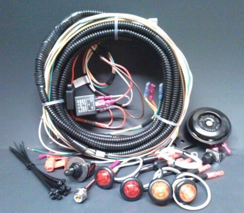 John Deere Gator Turn Signal Horn Kit RSX 860i Street Legal Sport Lights 2018