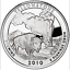 2010-2019-COMPLETE-US-80-NATIONAL-PARKS-Q-BU-DOLLAR-P-D-S-MINT-COINS-PICK-YOURS thumbnail 14