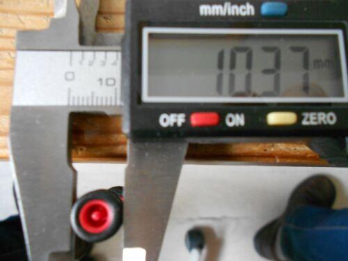 HO 1//87 HERPA ALBEDO 10 ENSEMBLES ROUES ESSIEUX Diamétre 10.37 mm