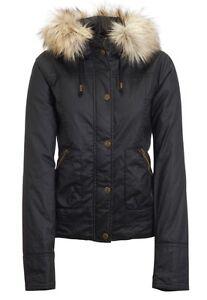 manteau à XS New d'hiver capuche Manteau S 99 Aeropostale XL noir Nwt Aero aviateur q0ZIzw1