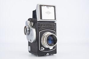 Soligor-66-Fujita-Kalimar-REFLEX-6x6-120-Rotolo-Film-Camera-da-HEINZ-Kilfitt-V10