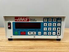 Haas Programmable Servo Control Box 17 Pin For Brush Type Rotaries Sn 801264