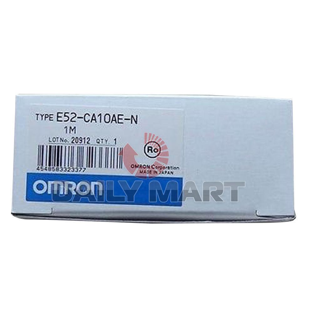 OMRON E52-CA10AE-N TEMPERATURE SENSOR PLC MODULE NEW