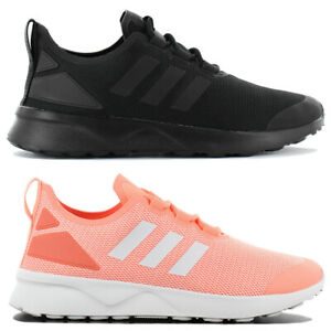 Neu Adidas Originals Zx Flux Adv Verve Weiß Sneaker Damen