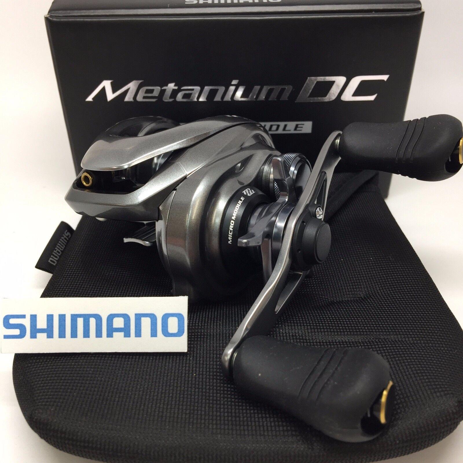 Shimano 15 metanium dc izquierda envío desde Japón