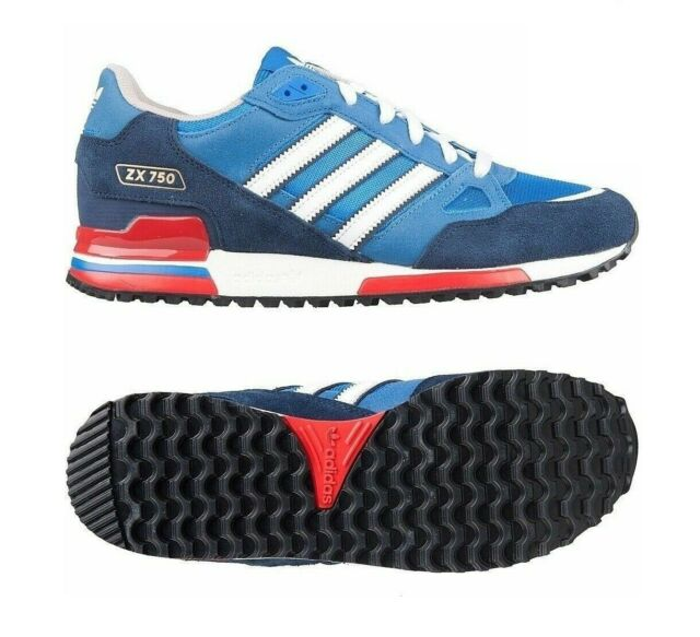 Adidas Originals ZX750 Mens Suede