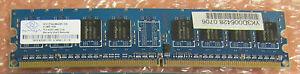 Nanya-4GB-8-x-512MB-NT512T64U88A0BY-37B-Memory-512MB-PC2-4200-DDR2-533MHz
