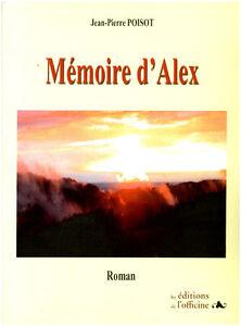 Livre-memoire-d-039-Alex-Jean-Pierre-Poisot-book