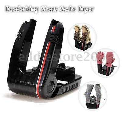 Timing Ultraviolet Sterilizer Deodorizing Shoes Socks Dryer Heater Dehumidify