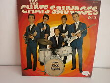 LES CHATS SAUVAGES / DICK RIVERS Vol 2 2M026 13408