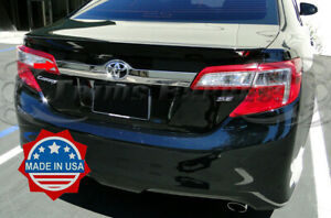 2012-2014-Toyota-Camry-Stainless-Steel-Rear-Gate-Accent-Molding-Trim-Logo-Trunk