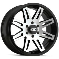 New Listing4 Ion 142 20x9 6x55 0mm Blackmachined Wheels Rims 20 Inch Fits More Than One Vehicle