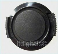 Front Lens Cap For Jvc Gr-axm17 Gr-axm18 Gr-d850 Gr-d870 Snap-on Dust Cover