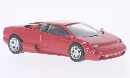 Lamborghini Ascota rouge  1//43 Whitebox WHT513