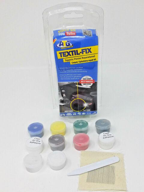 Fabric Upholstery Repair Kit Car Cigarette Burn