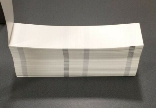 """Boca Thermal Admission Tickets Blank 3/"""" x 6/"""" Suitable for most printers inc"""