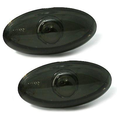 Fornitura 2 Repetiteur Peugeot 107 206 206cc 206sw 206+ 407 607 1007 4007 Noir Cristal