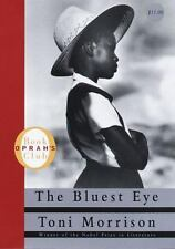 Oprah's Book Club: The Bluest Eye by Toni Morrison (1993, Hardcover)