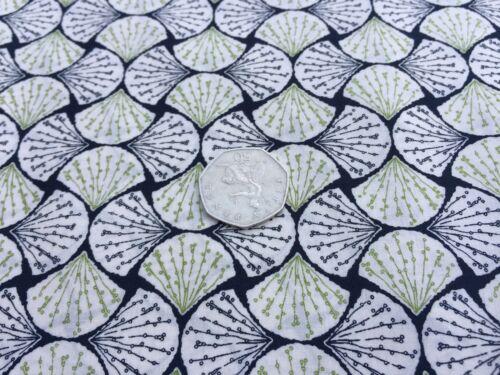 /'Shore Shells/', per metre John Lewis cotton 100/% dress fabric sewing,