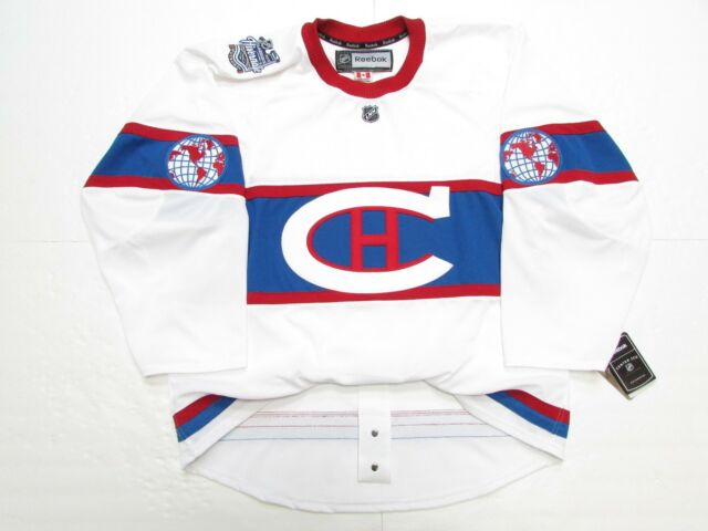 67a96deff9a MONTREAL CANADIENS 2016 WINTER CLASSIC REEBOK EDGE 2.0 7287 JERSEY WITH  PATCH