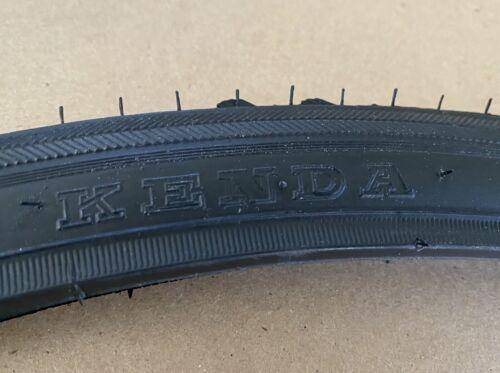 "ONE KENDA K35 BLACKWALL  27x1-1//4/"" ROAD BIKE BICYCLE TIRE NEW"