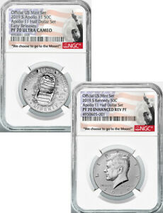 2019-S-50C-2-Coin-Kennedy-Half-Dollar-Set-Apollo-11-NGC-PF70