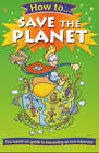 How to Save the Planet by Barbara Taylor (Paperback, 2000)