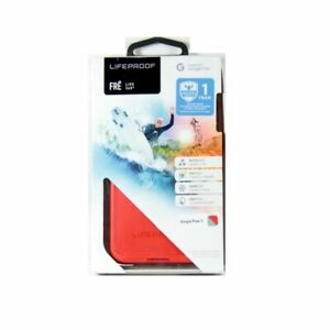 official photos 8c365 ec412 Details about NEW LifeProof FRE Series Waterproof Phone Case for Google  Pixel 2 Fire Red