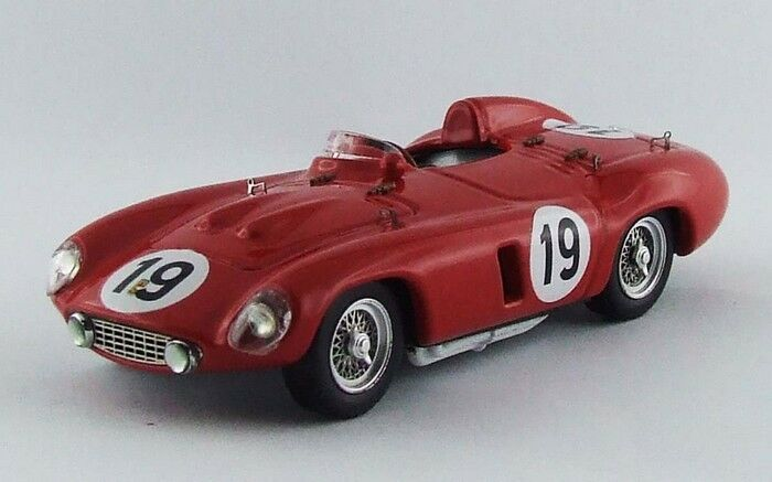Model Art ART302 - Ferrari 857 N°19 Ebring 1956  1 43