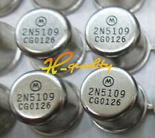 RF/VHF/UHF Transistor MOTOROLA/RCA TO-39 2N5109