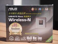 Asus Wireless Card USB-N10 Windows 7 64-BIT