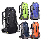 50L Waterproof Outdoor Camping Travel Hiking Bag Internal Frame Backpack Pack