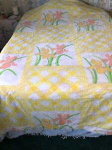 Vintage-Twin-Flat-Percale-Sheet