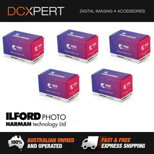 KENTMERE-PAN-400-ISO-400-35MM-36-EXPOSURE-BLACK-amp-WHITE-FILM-6010476-5-PACK
