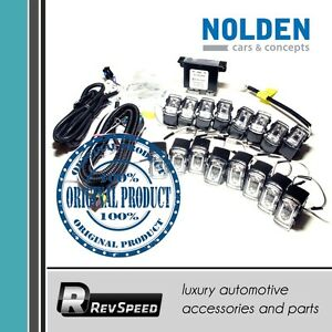 NCC-Nolden-Transformers-LED-DRL-Daytime-Running-Lights-Brabus-16pcs-91000LO-8C-0