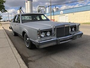 1980 Lincoln Mark Series