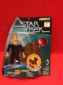 Star-Trek-Next-Generation-Chief-Miles-O-039-Brien-Action-Figure-Playmates-1998
