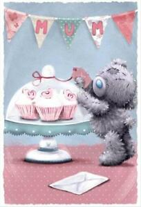 ME-TO-YOU-MUM-CUPCAKE-MOTHER-039-S-DAY-CARD-TATTY-TEDDY-BEAR-NEW-GIFT