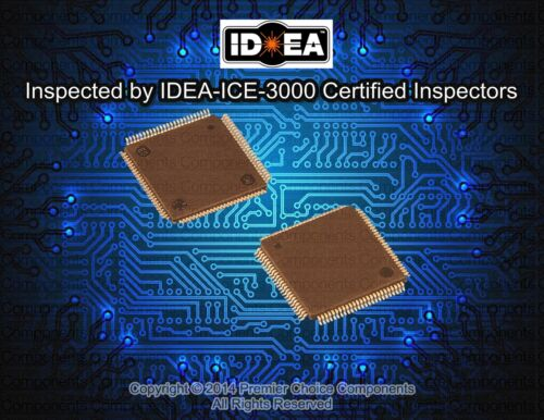 IC PROGRAMMABLE CPLD THIN QUAD FLAT PACKAGE 100-PIN TQFP SURFACE ISPLSI1032-80LJ