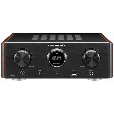 Marantz HD-AMP1 Digital Integrated Amplifier (Black). New