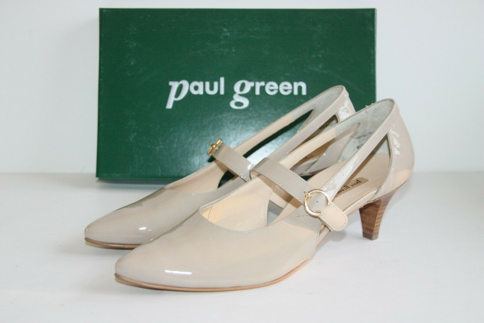 299 BRAND NEW Paul Green Nude MARA Pumps Size   9US 6.5UK