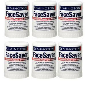 6 Pack Remington Sp 5 Face Saver Pre Shave Powder Stick Genuine Ebay