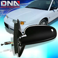 Power Door Mirror For 1997-2002 Saturn S Series Coupe Driver Left Side 21112690