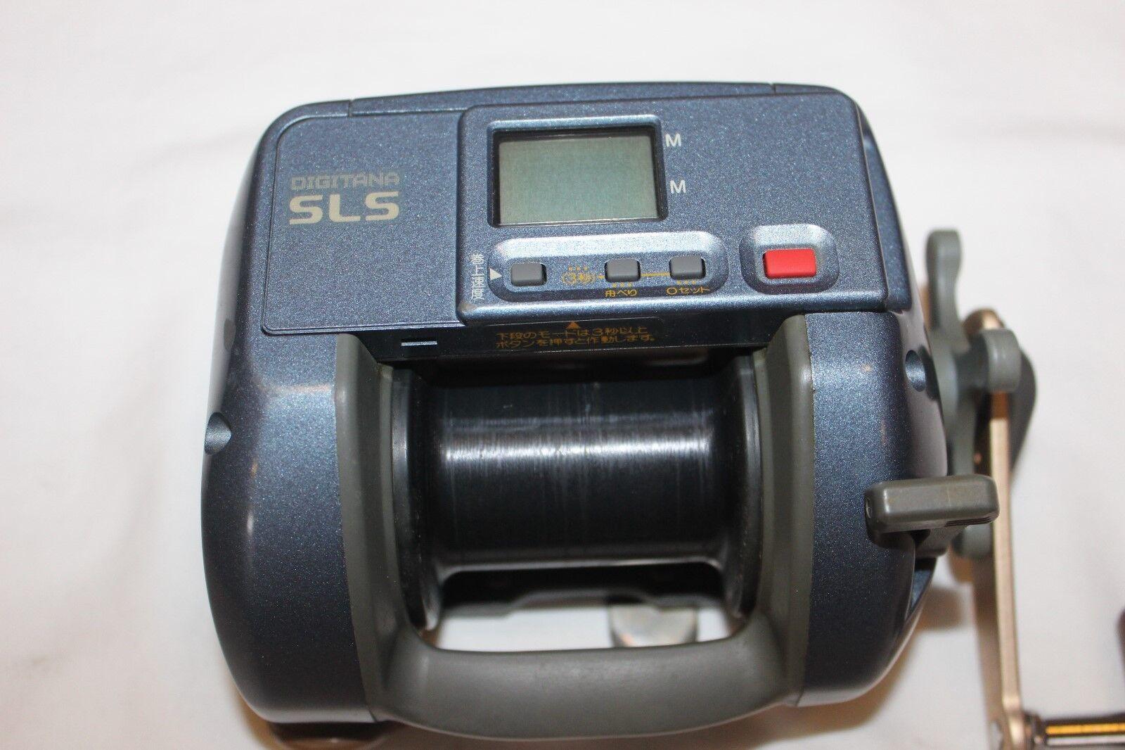 SHIMANO DENDOU-MARU 3000 3000 DENDOU-MARU EV-ELEKTROROLLE-MADE IN JAPAN-Nr-906 2de8fc