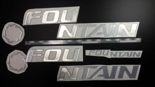 """FREE FAST delivery DHL express FOUNTAIN boat Emblem 32/"""""""